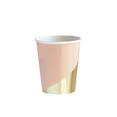 Bliss Coral Cups 8pcs