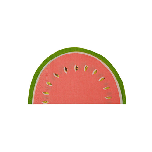 Party Napkins WaterMelon