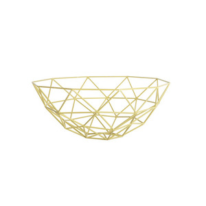 Triangle Bowl Dusty yellow