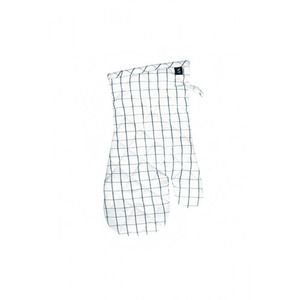 Oven Gloves Chequered