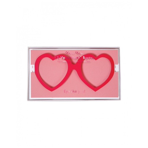 Valentine Specs Card Set