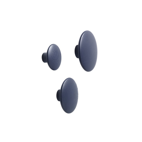 무토 더 도트 후크 The Dots Midnight Blue 4sizes