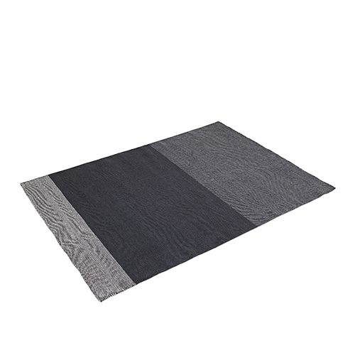 무토 바르조 러그 Varjo Rugs Dark Grey 2sizes