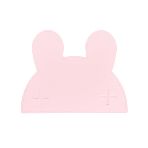 Sleepy Bunny Mat Powder Pink