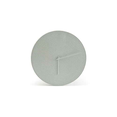 Ring Wall Clock Grey