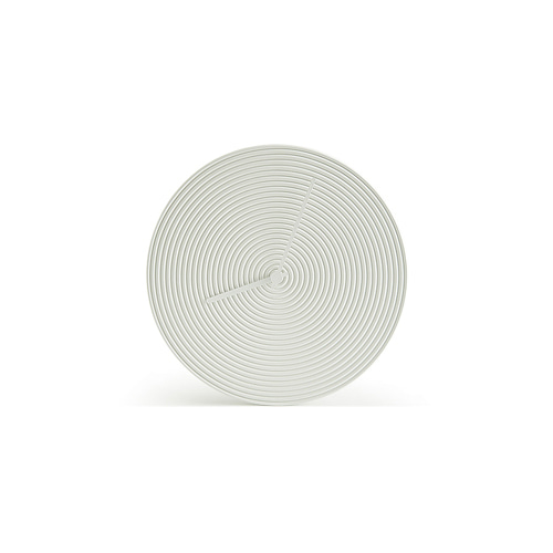 Ring Wall Clock White