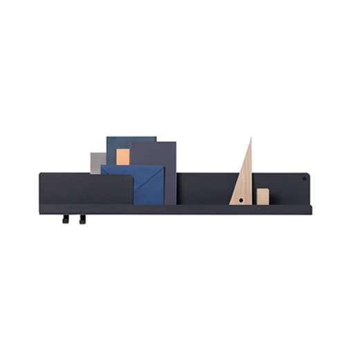 무토 폴디드 선반 Folded Shelves Black 3sizes