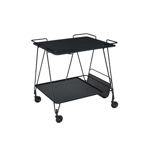 Mategot Trolley Midnight Black