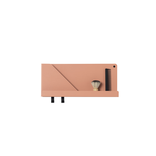 무토 폴디드 선반 Folded Shelves Light Terracotta 3sizes