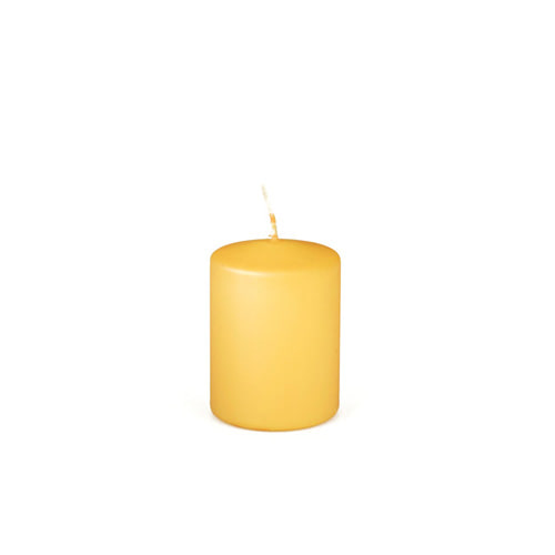Citronella Pillar Candle 35h 모기 쫓는 향초