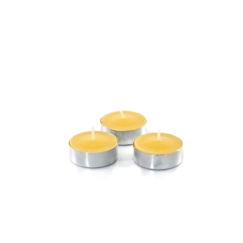Citronella Tea Light 12pcs 모기 쫓는 향초