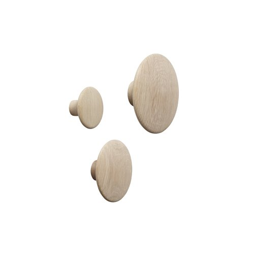 무토 더 도트 후크 The Dots Natural Oak 4sizes