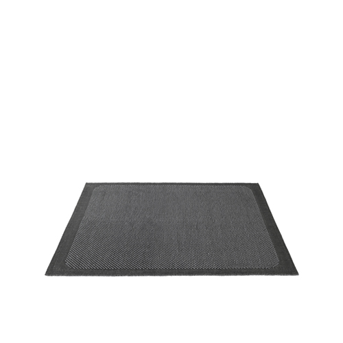 무토 페블 러그 Pebble Rugs Dark Grey 2size