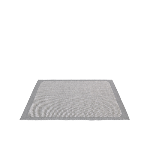 무토 페블 러그 Pebble Rugs Light Grey 2size