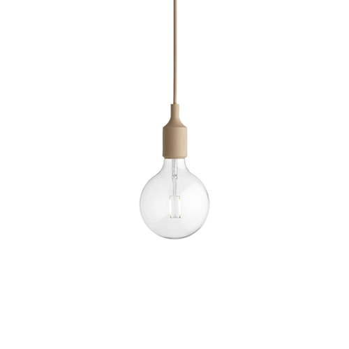 무토 E27 펜던트 램프 E27 Pendant  Lamp8colors