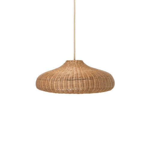 Braided Lampshade Natural