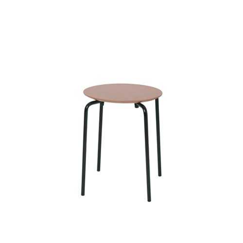Herman Stool Dusty Rose